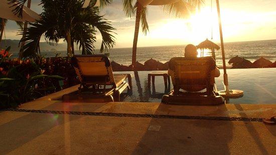 Hyatt Ziva Puerto Vallarta: Swim up suite.
