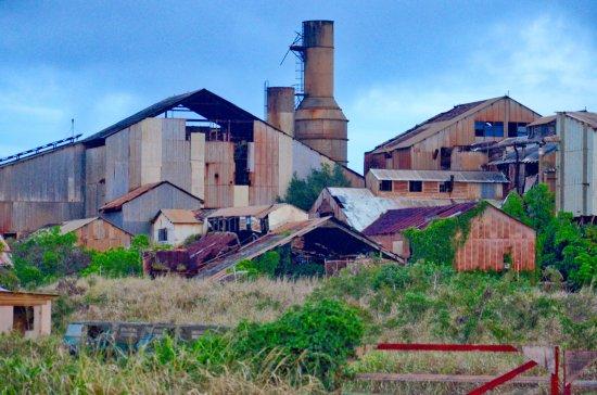 The old Koloa sugar factory.
