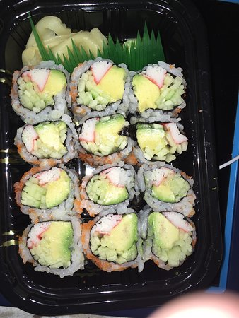 Smithtown, NY: We ordered on an app for delivery. Food was excellent it arrived in less than 40 minutes.