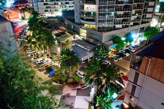 Emporium Hotel: Emporium precinct view