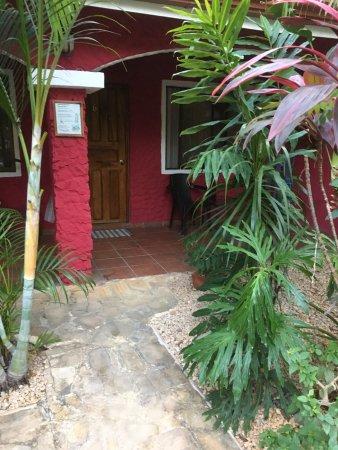 Brasilito, Costa Rica: Entrée