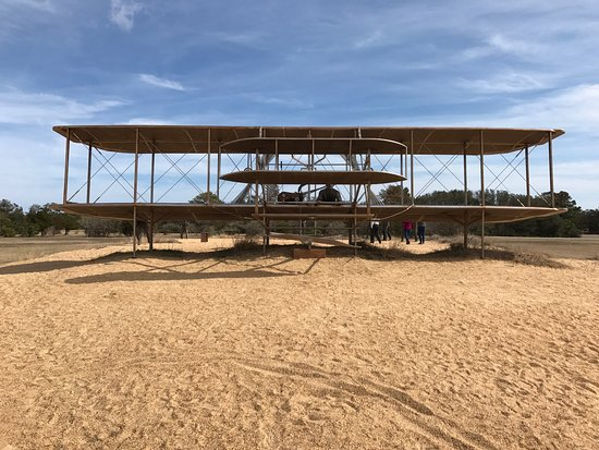 Wright Brothers National Memorial: photo2.jpg