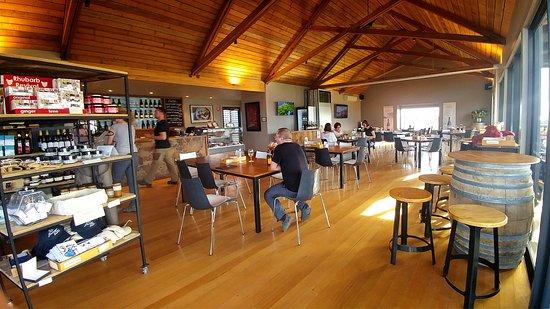Dunalley, Australien: Open plan interior