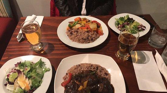 Photo of Caribbean Restaurant Simone's Caribbean Restaurant at 596 Danforth Ave, Toronto M4K 1R1, Canada