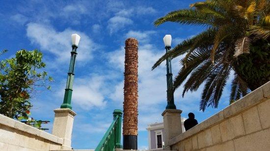 Plaza of Five Centuries
