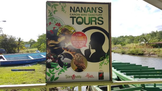 St. Ann's, Trinidad: tour operator