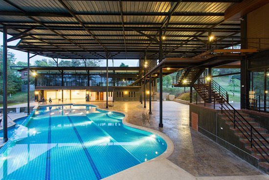 Pool - Picture of Rain Tree Residence, Pak Chong - Tripadvisor
