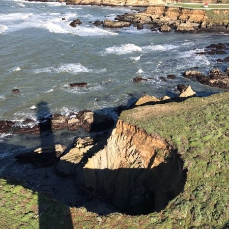 Point Arena, CA: Sunny day visit with amazing views