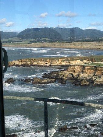 Point Arena, Καλιφόρνια: Sunny day visit with amazing views