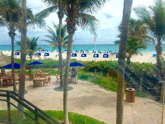 Singer Island, FL: view of the beach.