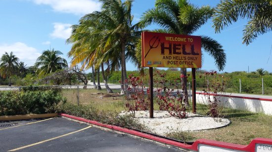 Hell: you are here
