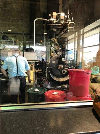 Ukiah, Καλιφόρνια: Black Oak Coffee Roasters
