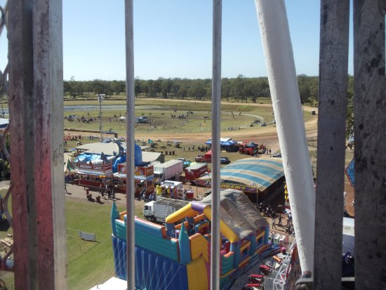 Maryborough Showgrounds & Equestrian Park