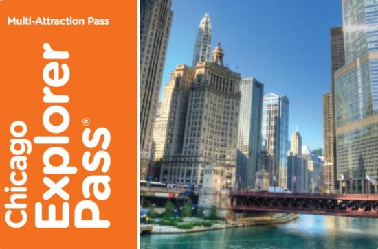 Chicago Explorer Multi-Attraction 30-Day Discount Pass