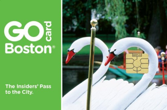 Go Boston Card, with Access To...