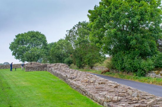 Los romanos y Hadrian's Wall Day Tour...