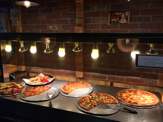 Remarkable Lunch Buffet Pizzas Picture Of Gondola Pizza Avon Home Interior And Landscaping Fragforummapetitesourisinfo