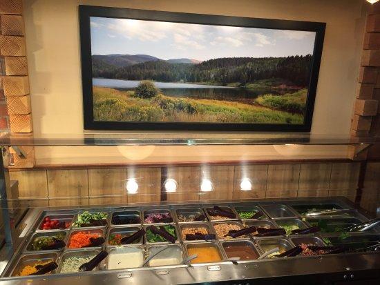 Avon, CO : Lunch Buffet - Salads