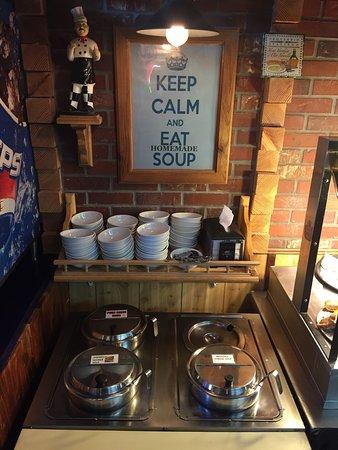 Avon, CO : Lunch Buffet - Soups