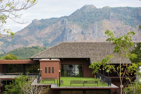 Entrance - Picture of Rain Tree Residence, Pak Chong - Tripadvisor
