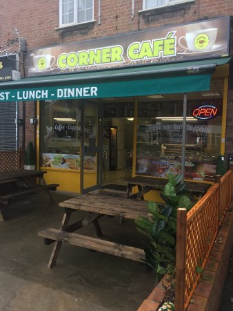 New names corner cafe new owners    - Picture of 5 Ways Cafe
