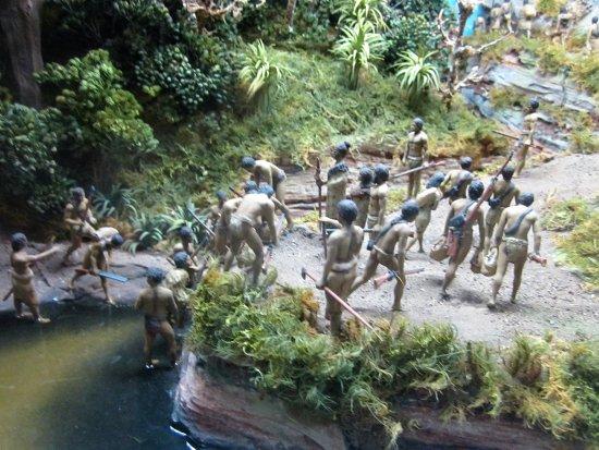 Tawhiti Museum: Invading Taranaki