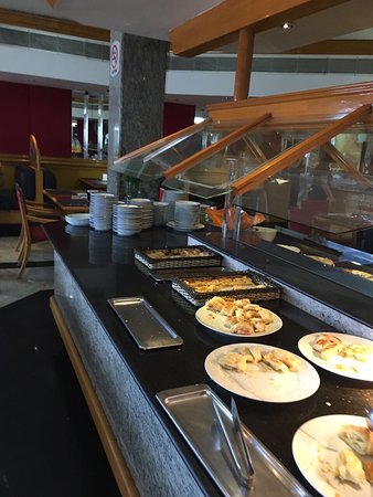 Da Vinci Hotel & Conventions: Café-da-manhã