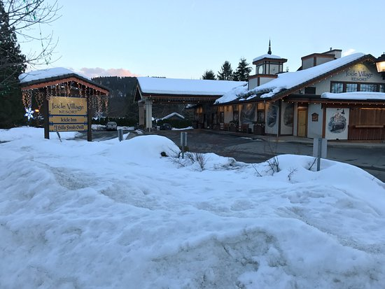 Aspen Suites at The Icicle Village Resort Bild