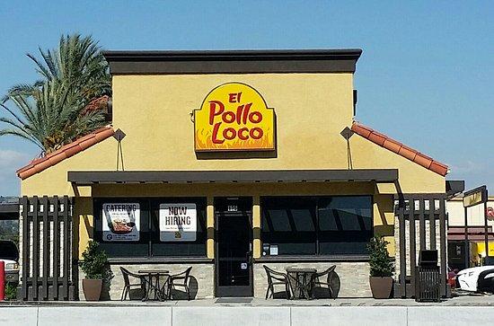 Fullerton, CA: El Pollo Loco