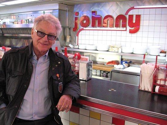 Restaurant Chez Johnny : Gilles Proulx chez Johnny en 2014
