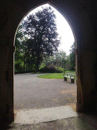 Weimar, Deutschland: Park an der Ilm