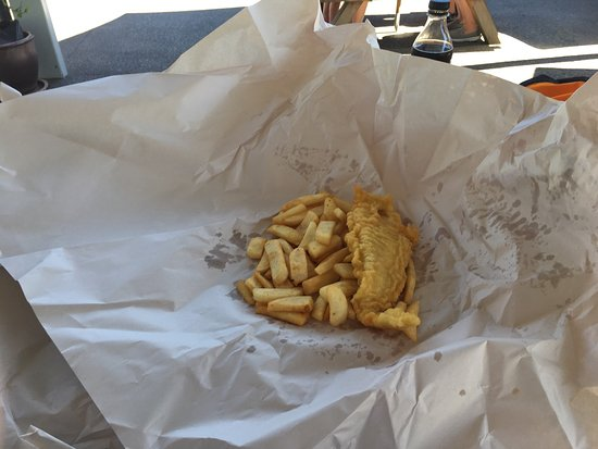 Akaroa Fish and Chips: photo1.jpg