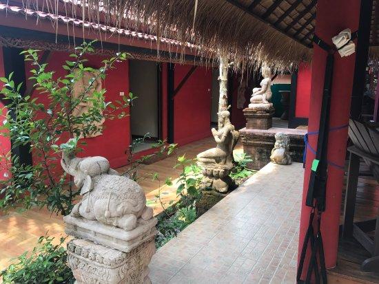Baan Ton Rak Boutique Resort: Ein paar Eindrücke aus der wunderbaren Unterkunft...