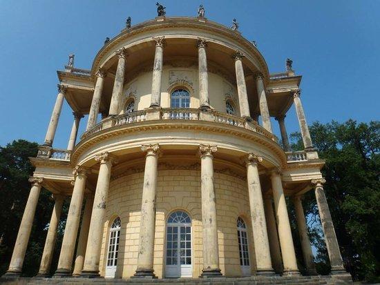 Brandenburg City, เยอรมนี: Belvedere Auf Dem Klausberg