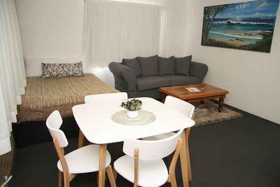 Tweed Heads, Αυστραλία: 2 bedroom Room/suite with Kitchenette