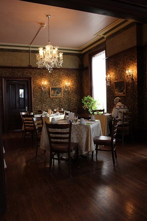 Perth Manor Boutique Hotel: Breakfast Room