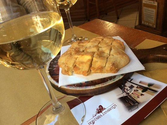 Montagnana, Italia: prosecco de lo mejor ;)