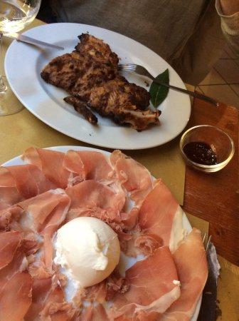 Montagnana, Italia: yummi!!