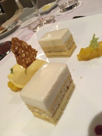 Landromantik Wellnesshotel Oswald: Dessert