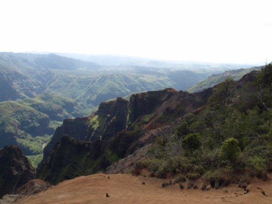 Waimea Canyon: Waimea Canyon