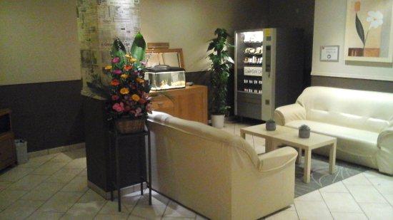 Schaerbeek, Belçika: receptionplace