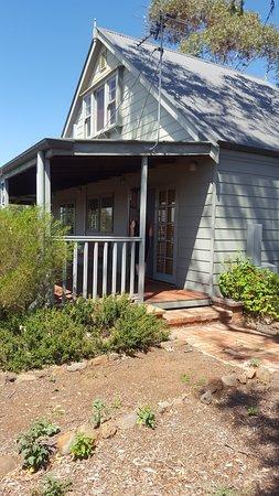Keilor, Austrália: Overnewton Cottage