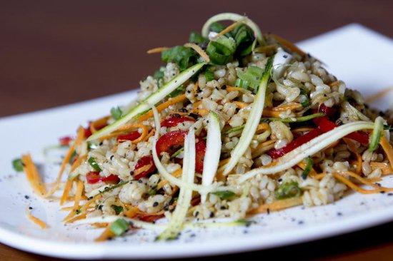 Vegehop: salad