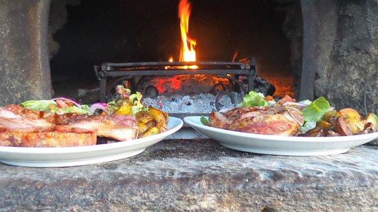 A Casa di Chiara: Le grill