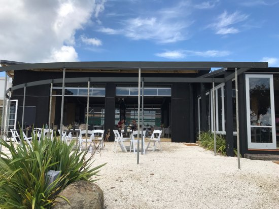 Waiheke Island, Nya Zeeland: Batch winery