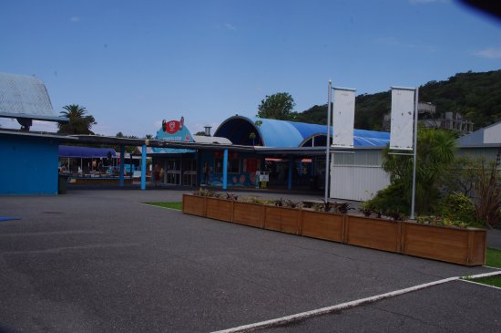 Waiwera, Nieuw-Zeeland: The General Concourse