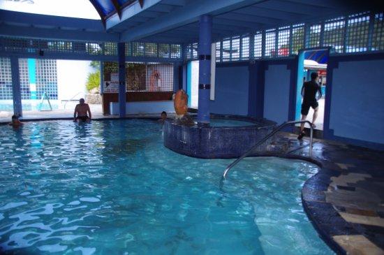 Waiwera, นิวซีแลนด์: The Sapphire pool