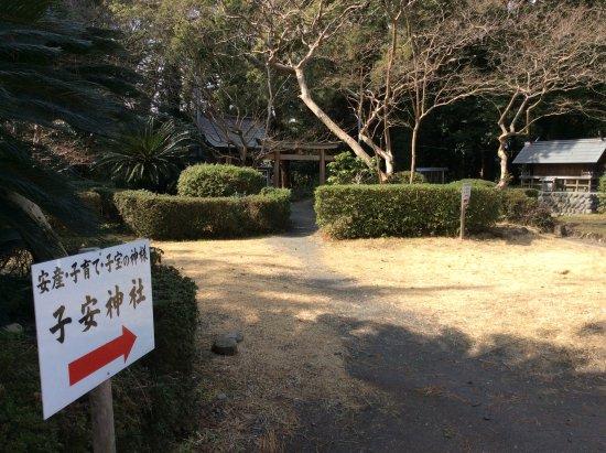 Miho Shrine : 子宝系の御利益も