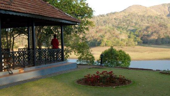 KTDC Lake Palace Thekkady Image