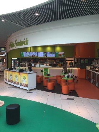 Hjoerring, Δανία: Nadias Sandwich